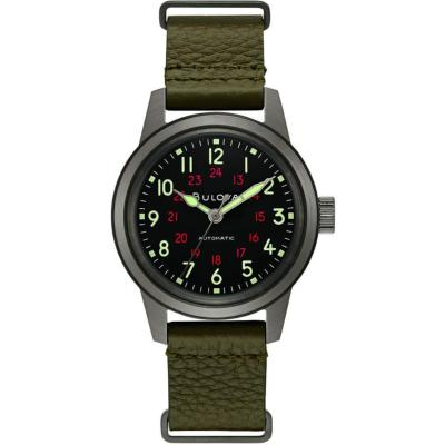 BULOVA HACK WATCH MILITARY