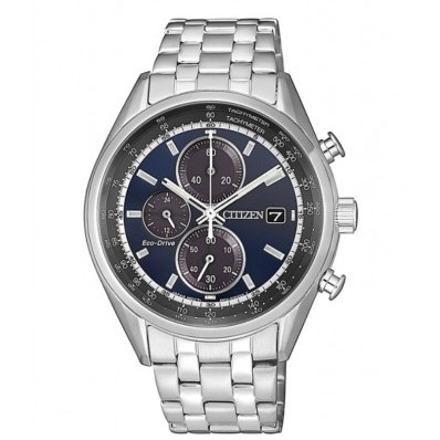 OROLOGIO CITIZEN CHRONO BLU