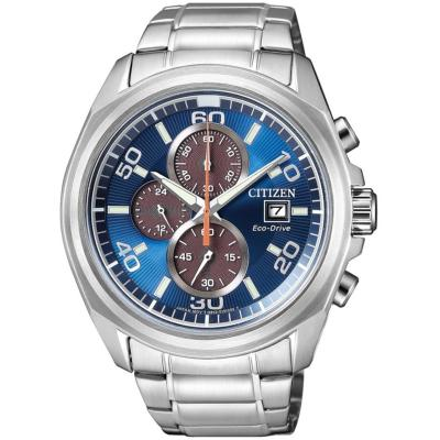 CITIZEN ECO DRIVE CHRONO UOMO