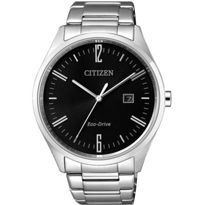 CITIZEN ECO-DRIVE SOLO TEMPO JOY UOMO