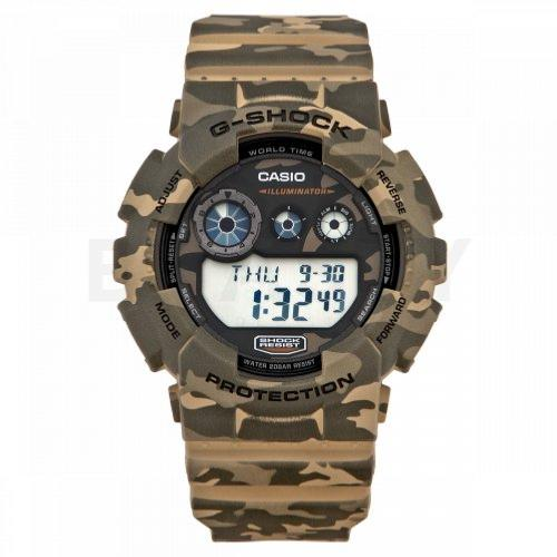 OROLOGIO Casio G-Shock Camouflage